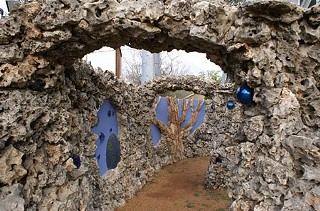 AIPP's award-winning <i>Grotto Wall at Sparky Park</i> by Berthold Haas