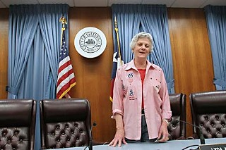 Galveston Mayor Lyda Ann Thomas