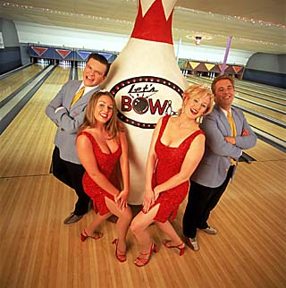 Returning for its second bizarre season is Comedy Central's surprise hit, <i>Let's Bowl</i>.
