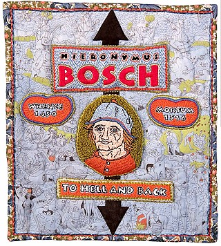 <i>Hieronymus Bosch</i> by Michael Aaron McAllister
