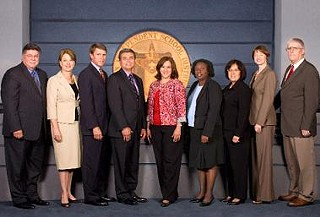 The AISD Board of Trustees (for now)