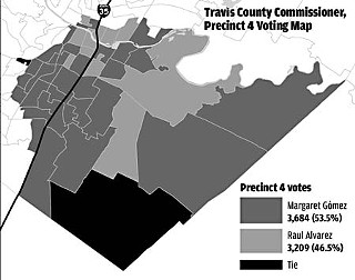Precinct 4 Race Saw an 'Erosion of Power'