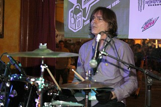 Jody Stephens with Star & Micey