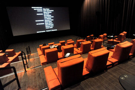 Gold Class Cinemas Most Luxurious Movie Theatre Best