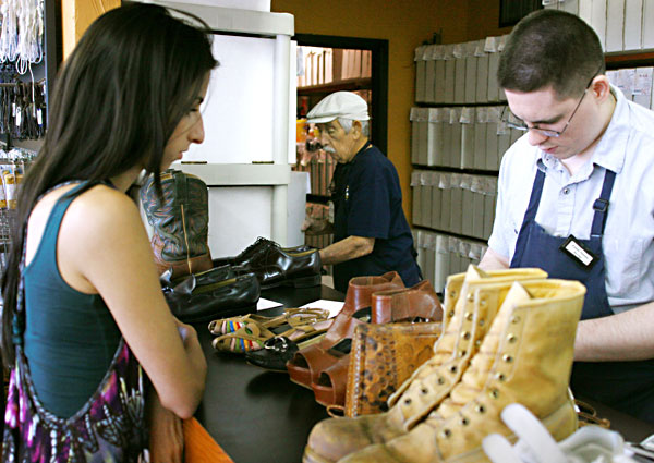 Best Shoe Repair: Austin Shoe Hospital