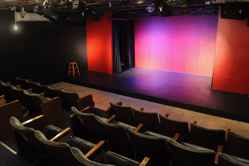 Institution Theater The Austin Chronicle
