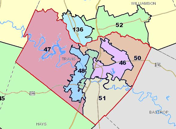 Court Releases Redistricting Maps Federal Judges Break