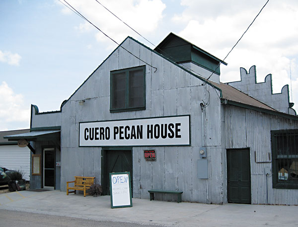 Day trips the cuero pecan house serves up pies and for The pecan house