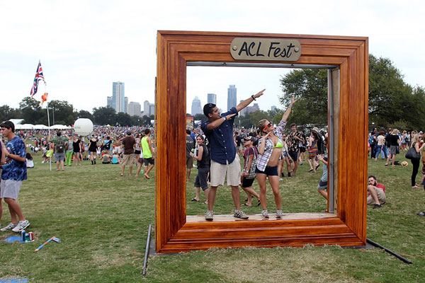 Austin City Limits Music Festival, October 13, 2012