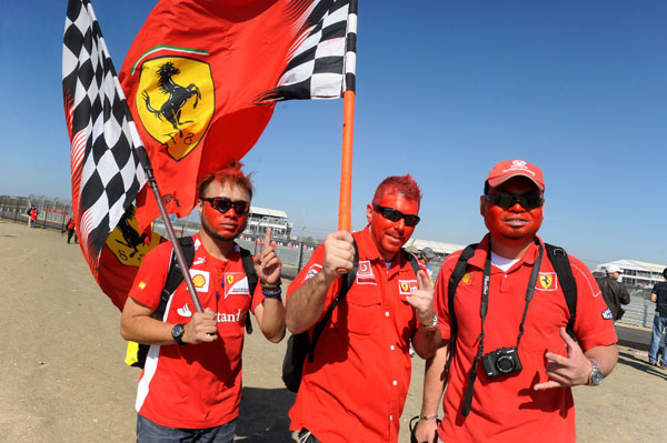 Circuit of the Americas, November 18, 2012