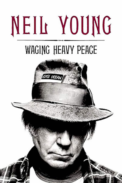 Give peace a chance: Waging Heavy Peace: A Hippie Dream, by Neil Young