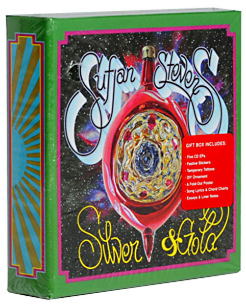 sufjan stevens silver and gold essay Silver & gold: songs for christmas, vols 6–10 is a five-ep box set of christmas-related songs and carols recorded by sufjan stevens between 2006 and 2012 it is a follow-up to songs for christmas , which was released six years prior.