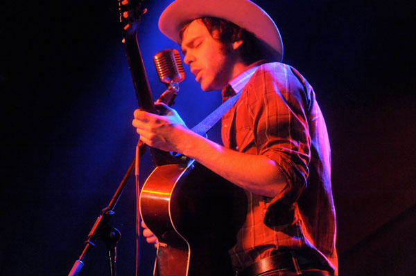 Shakey Graves – Free Week, Jan. 9, 2013