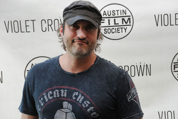 Robert Rodriguez attended last night's Before Midnight premiere. For more on the film, see our review.