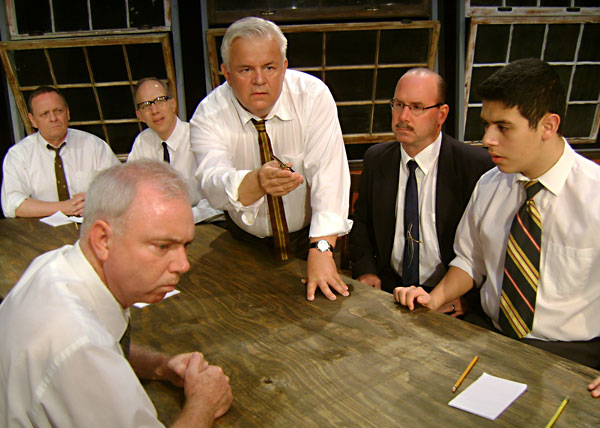 an analysis of the film twelve angry men