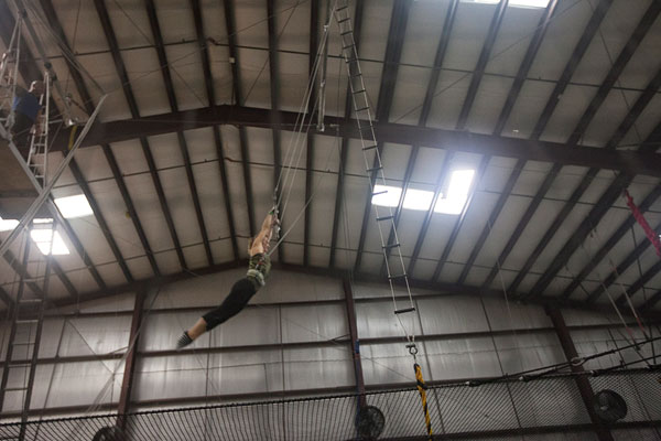 Best Natural High: Trapeze Austin