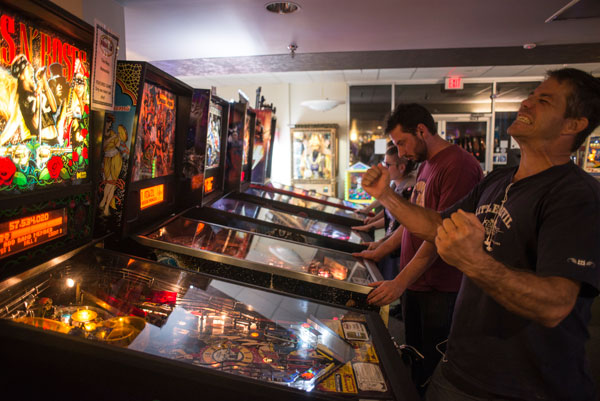 Pinballz Arcade Best Party Place Best Of Austin 2013