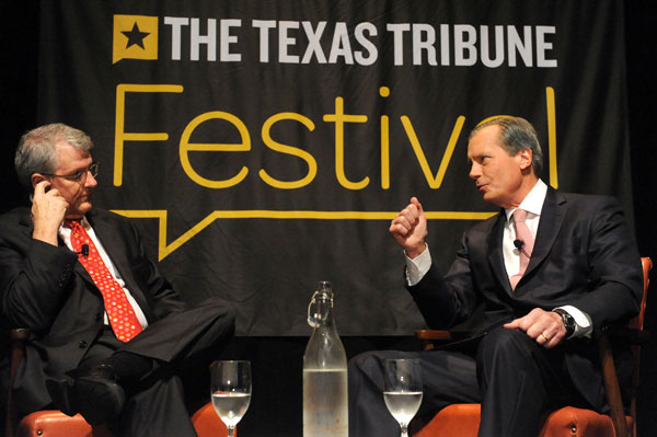 Politicians, political junkies, and policy wonks met up in Austin to talk about the future of Texas.