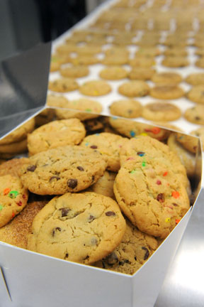 Tiffany & Leon Want to Bake You Some Cookies: Tiff's ...