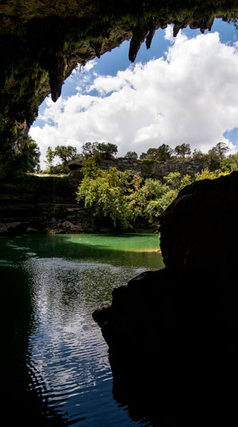 Best Day Trip (Wet): Hamilton Pool