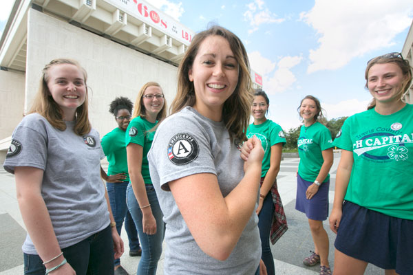 Best Service Providers: AmeriCorps Texas