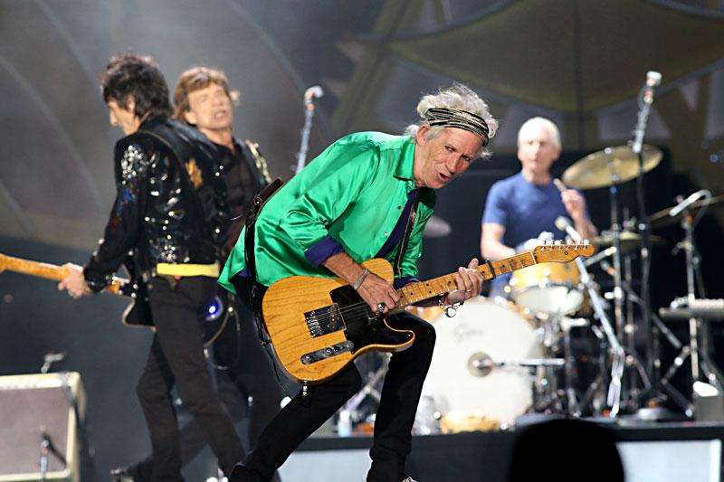The Rolling Stones Jäsenet