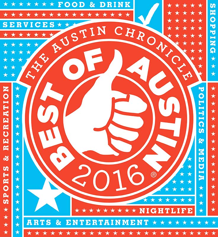 Best of Austin 2016 Cover