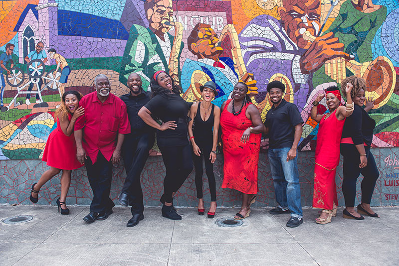 Best Artistic Effort to Keep African-Americans Austinites: Spectrum Theatre Company