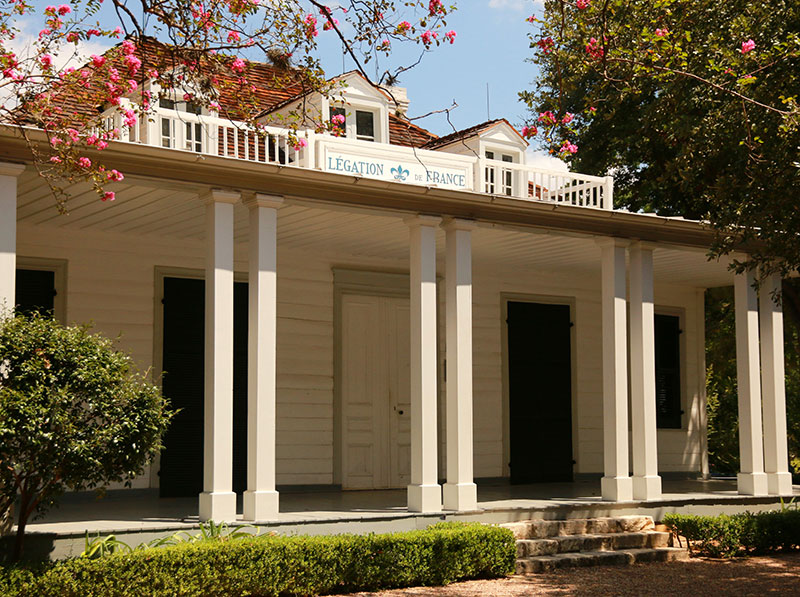 Best Non-Theatre Film Venue: Cinema East at the French Legation
