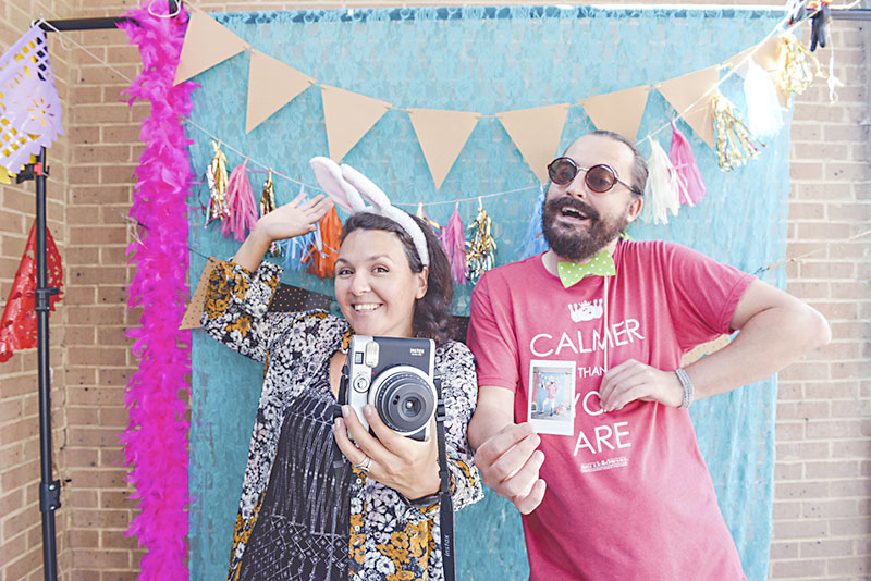 Best Farmers' Market Photo Booth: VARU Photography