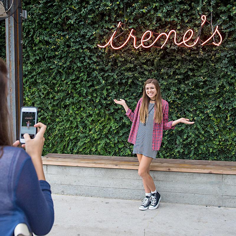 Irene 39 s best new instagram opportunity best of austin for Best austin instagrams