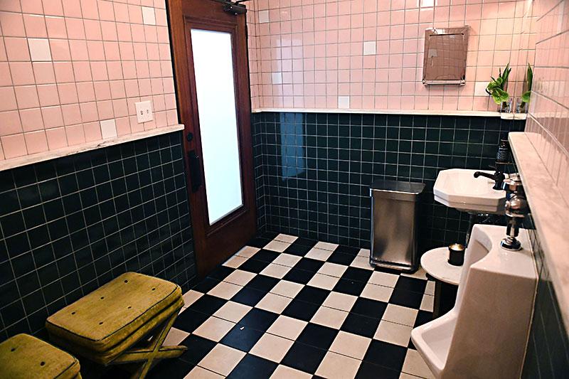 In Praise Of The Restaurant Restroom The Best Bathrooms