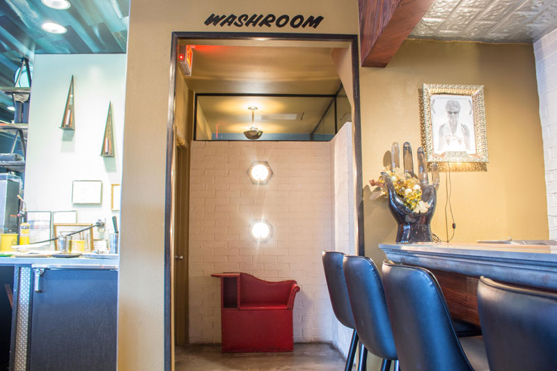 Austin Restaurant Bathroom Design - 1 of 30 - Photos - The Austin Chronicle