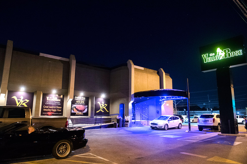The Yellow Rose Best Adult Club Best Of Austin 2017