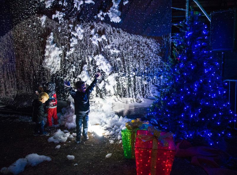 Circuit Of The Americas Christmas.Photos Winter Wonderland At Circuit Of The Americas 9 Of