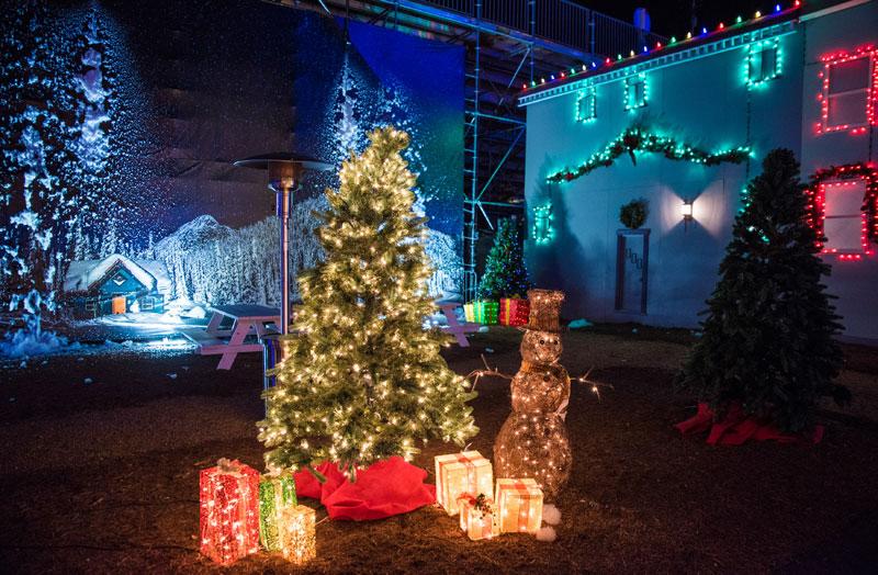 Circuit Of The Americas Christmas.Photos Winter Wonderland At Circuit Of The Americas 19