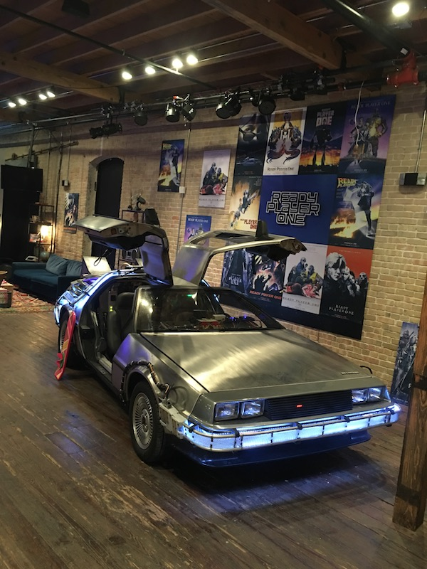 First Look Ready Player One Experience At Sxsw Step Into