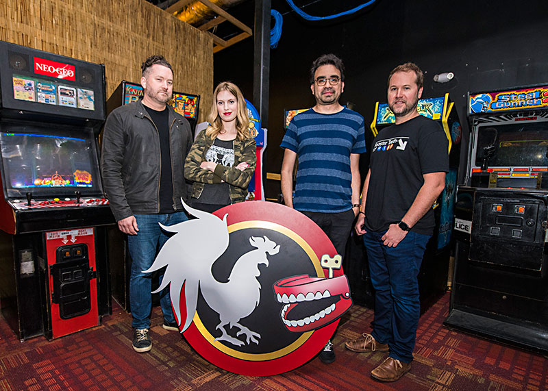Rooster Teeth Lays Off 13% Of Staff Due to Industry