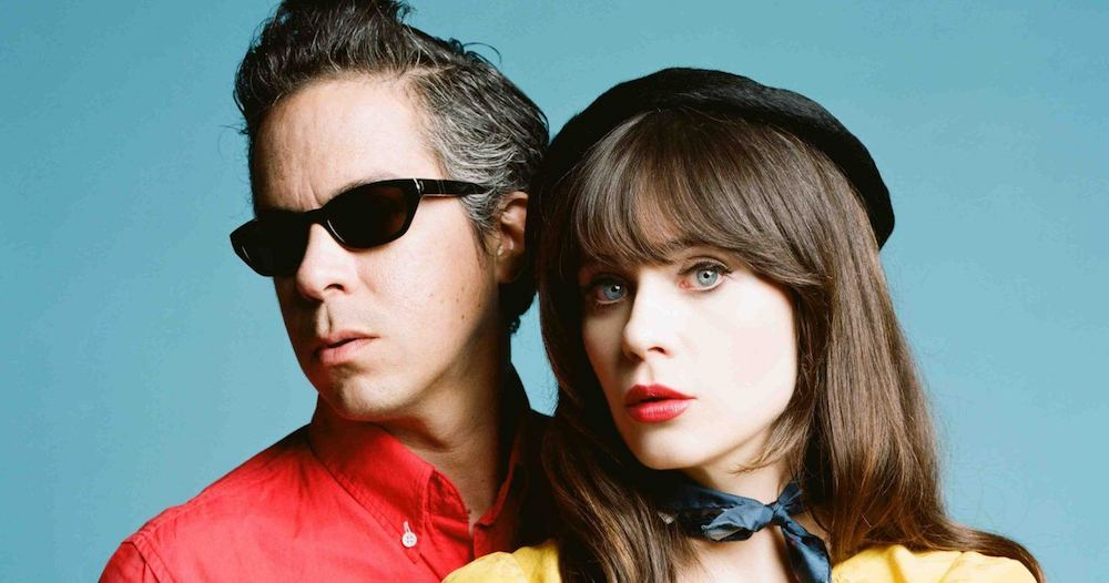 A Very She & Him Christmas Party