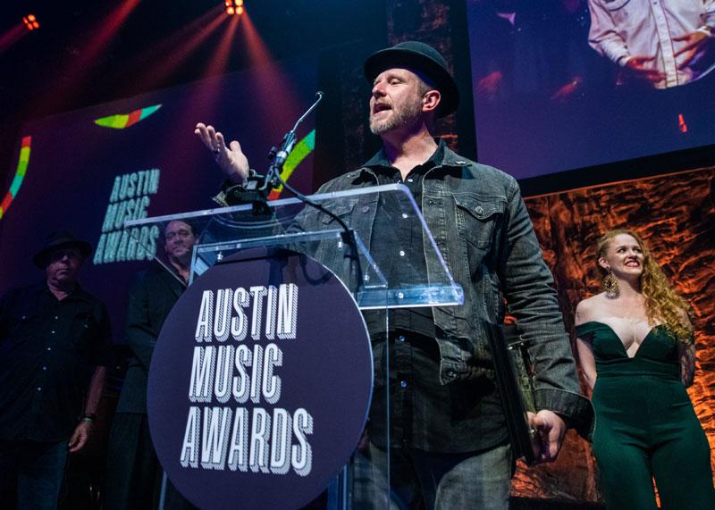Photos - 2018-19 Austin Music Awards - 65 of 97 - The Austin