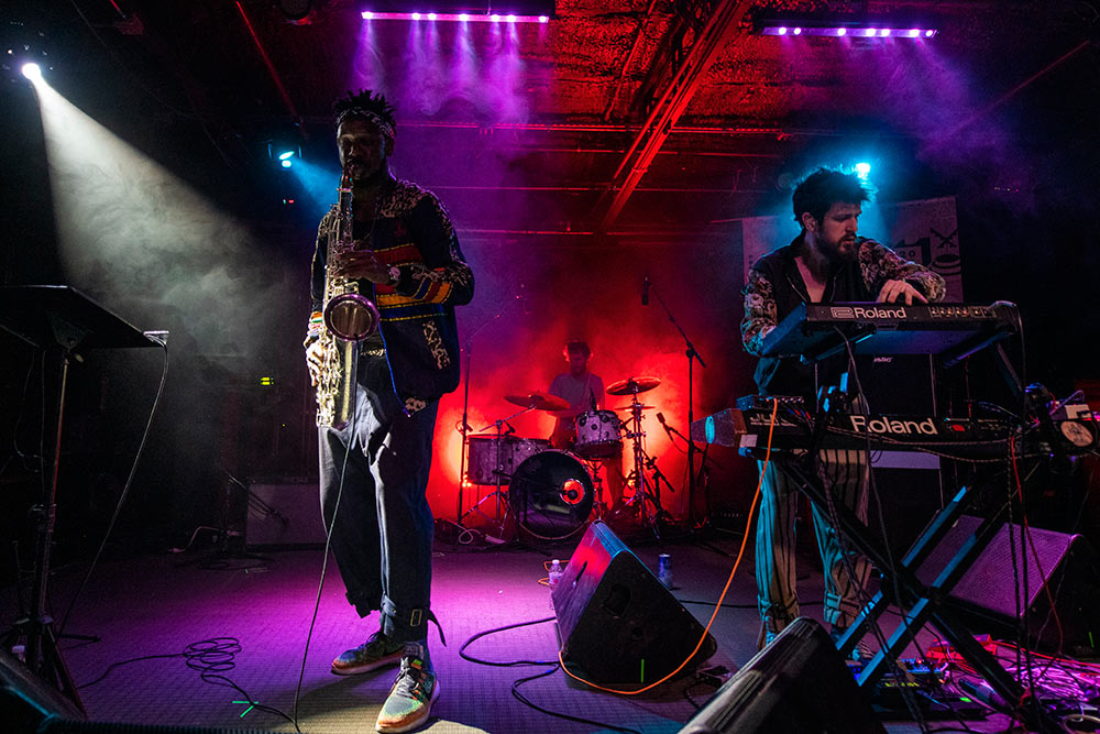 SXSW Music Review: The Comet Is Coming