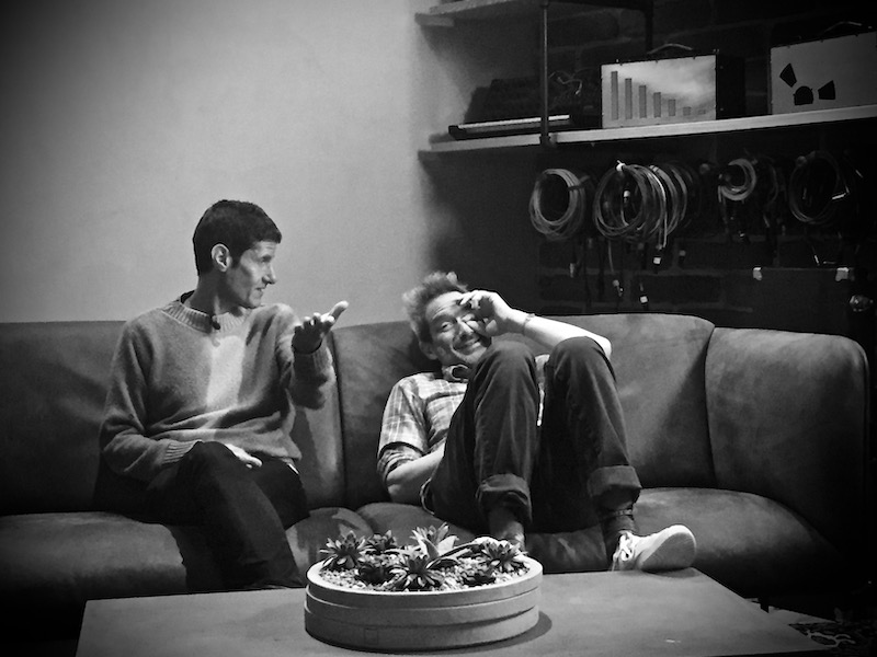 SXSW Music Exclusive: Beastie Boys Talk Ill Communication in Austin Studio