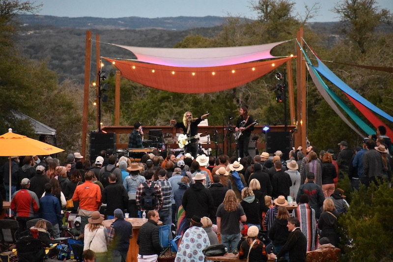 SXSW Music Review: From the Hills with Love