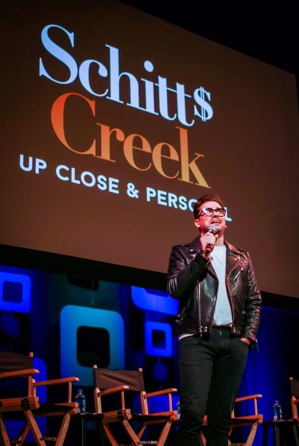 Moontower 2019 Review: Schitt's Creek: Up Close & Personal