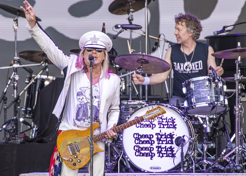 ZZ Top, Bad Company, and Cheap Trick Stage a Texas Jam