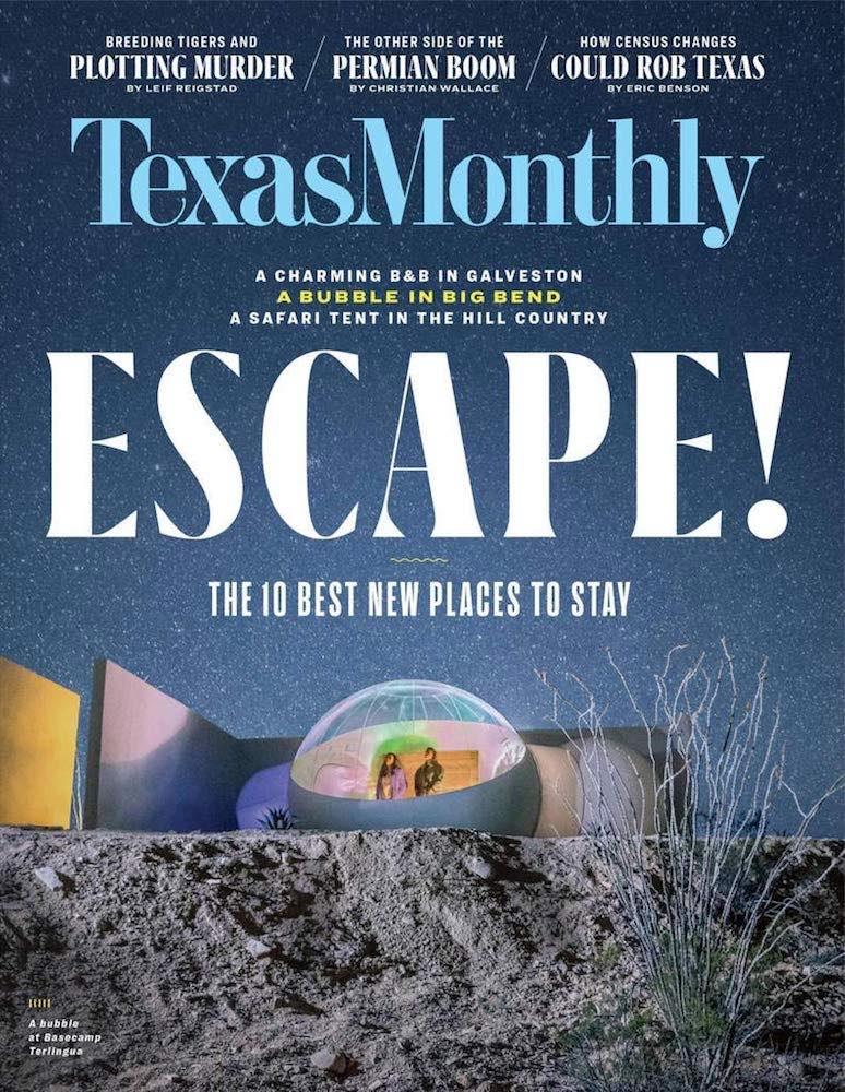 Houston Company Buys Texas Monthly