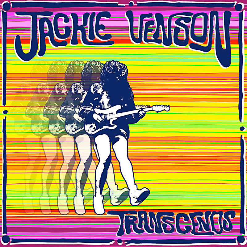 Jackie Venson Strips Off Her Blues Band And Becomes Her