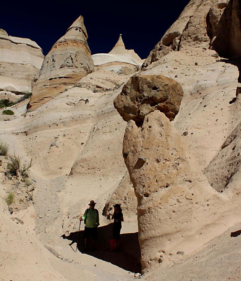 Day Trips: Kasha-Katuwe Tent Rocks National Monument