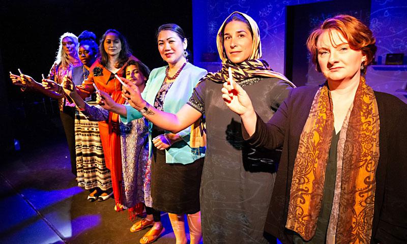 Last Act Theatre's Seven