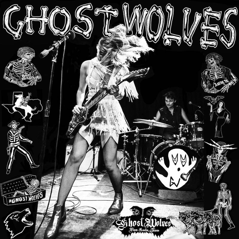 Third Man Records Releases Ghost Wolves 7-inch
